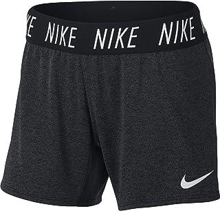 NIKE Girls' Dry Trophy Training Shorts