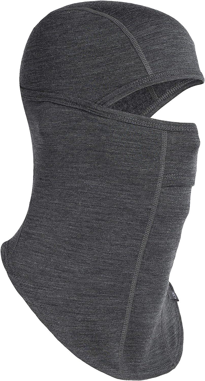 Icebreaker Merino Unisex-Adult Apex Wool Winter Balaclava for Men Or Women