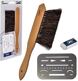 Mr. Pen- Drafting Brush, Eraser Shield, Eraser Artist, Dusting Brush, Desk Brush, Eraser Brush, Art Supplies, Drawing Tool...