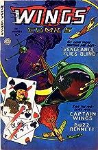 Wings Comics #118