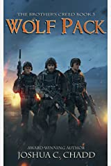 Wolf Pack (The Brother's Creed Book 3) Kindle Edition