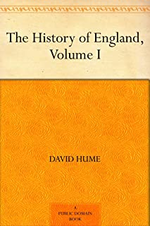 The History of England, Volume I (English Edition)