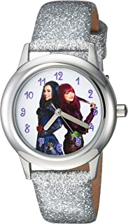 Girls Descendants 2 Stainless Steel Analog-Quartz Watch...