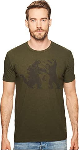Lucky Brand - King Kong VS Godzilla Tee