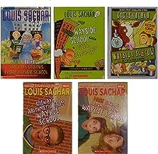 Complete Wayside School Series Set, Books 1-5