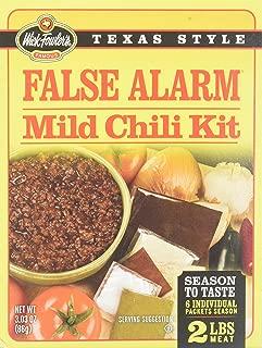 Best 2 alarm chili ingredients Reviews