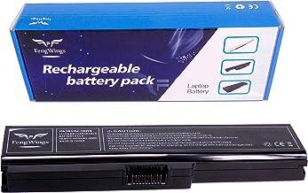 FengWings® PA3817U-1BRS PA3818U-1BRS PA3819U-1BRS 10.8V 4400mAh batería para Toshiba Satellite C655 L655 L755 A665 C655D C650 L675 A660 L645 L650 C675 P745 C650D C660 C660D C670 C670D L750 L750D L755