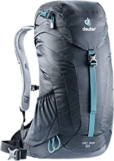 Deuter AC Lite 18 Men's 18 Liter Backpack with Lightweight Steel Frame and Ergonomical Straps   Hydration Compatible, Ventilated Back and Rain Cover for Day Hikes