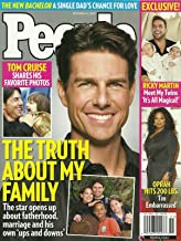 People Magazine December 22, 2008 The Truth about My Family Tom Cruise