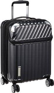 [トラベリスト] スーツケース ジッパー トップオープン モーメント 機内持ち込み可 35L