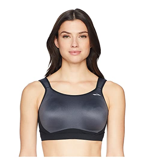 89ce969df5 Brooks Maia Back-Adjustable Medium-Impact Sports Bra (C-E)