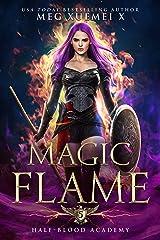 Half-Blood Academy 5: Magic Flame: a Reverse Harem Fantasy Romance Kindle Edition