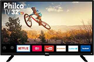 Smart TV, Philco, PTV32G50SN LED, 32'', Preto
