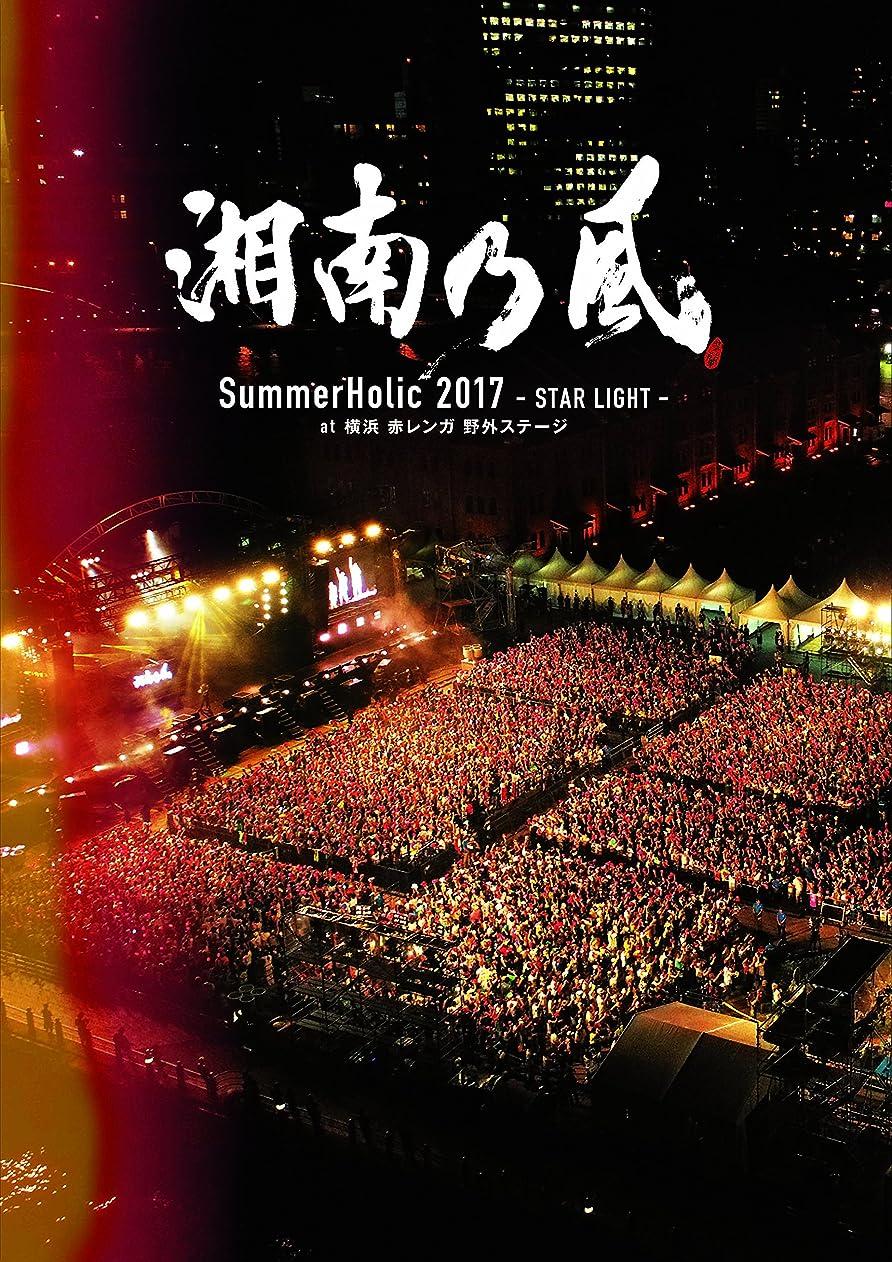 プロフェッショナル今ヶ月目SummerHolic 2017 -STAR LIGHT- at 横浜 赤レンガ 野外ステージ(初回限定盤)[DVD]