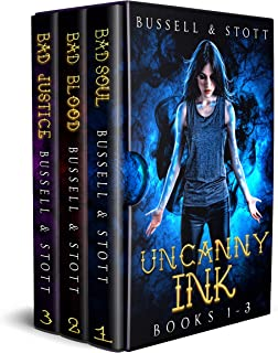 Uncanny Ink: Books 1-3 (Uncanny Ink Collection Book 1)