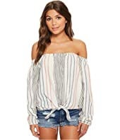 Roxy Crossing Stripes Top