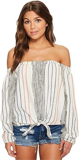 Roxy - Crossing Stripes Top