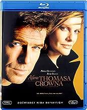 Thomas Crown Affair, The [Blu-Ray] [Region Free] (English audio. English subtitles)