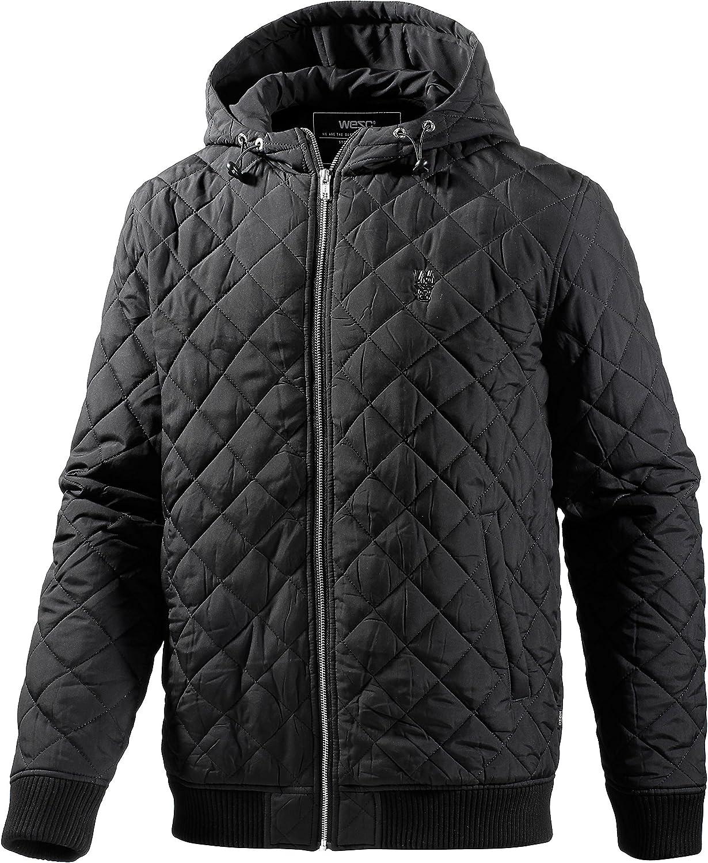 WeSC Men's Fabio Solid Jacket