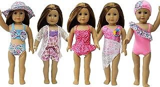 Best american girl doll swimwear Reviews