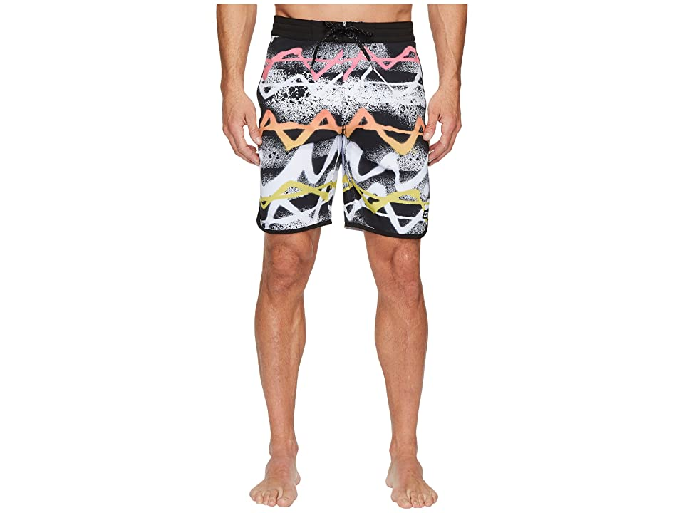 Billabong 73 LT Lineup Boardshorts (Neon) Men
