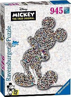 Ravensburger Ravensburger - Disney Shaped Mickey Puzzle 937pc Jigsaw Puzzle