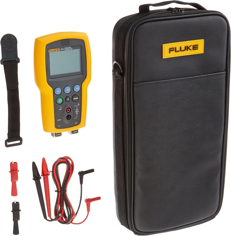 Fluke FLUKE-721-3601 Dual Excellence Max 81% OFF Sensor Pressure 1 36 PSIG Calibrator