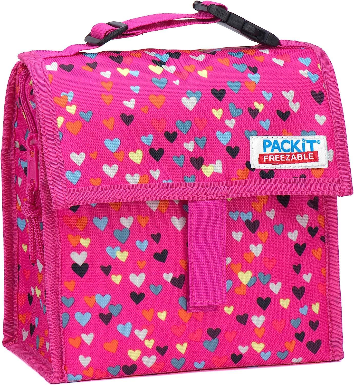 PackIt Freezable Mini Lunch Bag Black