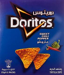 Doritos Sweet Chili, 12 x 23 gm