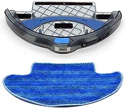 Pure Clean Piezas de Repuesto de Limpieza para Robot Aspirador – Gran Capacidad 180 ml Tanque de Agua y fregona de Microfibra para PUCRC850 Smart Robot aspiradora PRTPUCRC8505