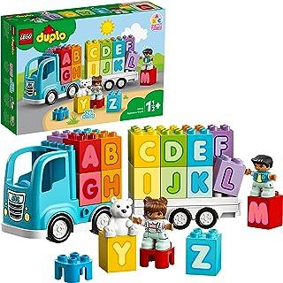 Lego 10915 Duplo Mitt Första Abc-Lastbilsset, Flerfärgad