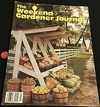 The Weekend Gardener Journal July/August 1988 (Vol.5, No.1)
