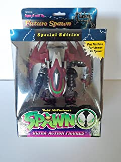 Future Spawn Special Edition 1995 McFarlane Action Figure