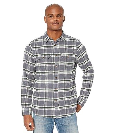 Fjallraven Ovik Heavy Flannel Shirt (Dusk) Men