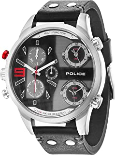 Police (ポリス) P14374JS02 メンズ クォーツ 腕時計 [並行輸入品]