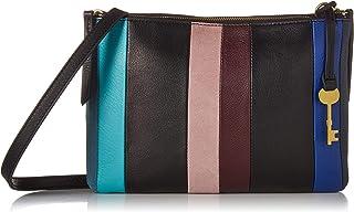 Fossil Devon Leather 25.4 cms Multi-Colour Messenger Bag (ZB7662425)