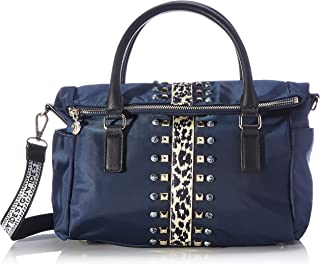 Desigual Womens Accessories Fabric Hand Bag, Blue, U