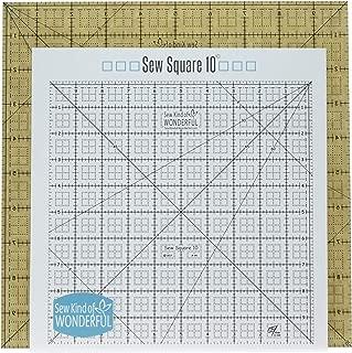 Sew Kind Of Wonderful 94 Sew Square 10, None