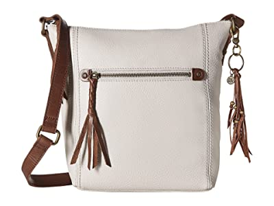 The Sak Ashland Crossbody (Stone) Cross Body Handbags