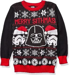 Star Wars Boys' Ugly Christmas Sweater