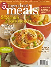 Better Homes and Gardens Special Interest Publications - 5 Ingredient Meals