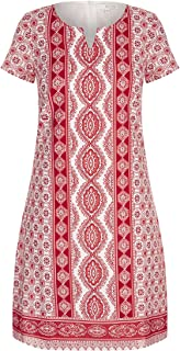 W.Lane Tile Print Dress - Womens