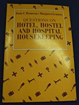 Questions on Hotel, Hostel and Hospital Housekeeping: To Accompany