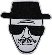 Finally Home Heisenberg Breaking Bad Patch - Parche termoadhesivo para planchar
