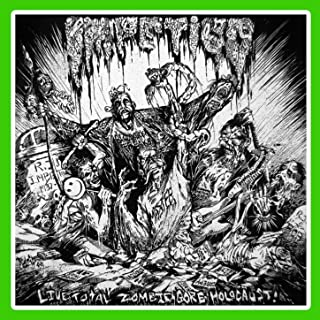 Live Total Zombie Gore Holocaust! [Clean]