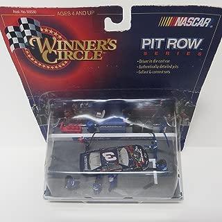 Dale Earnhardt Jr Pit Row Superman Car