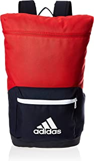 adidas Unisex Commuter Backpack, Legend Ink/Scarlet/White