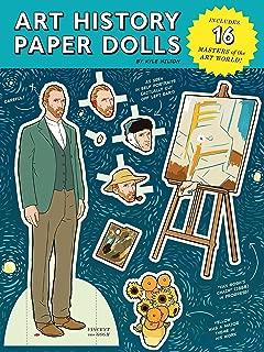 Best art history paper dolls Reviews