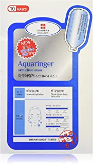 Best Leaders Clinic Aqua Ringer Skin Mask, 10 Piece Review