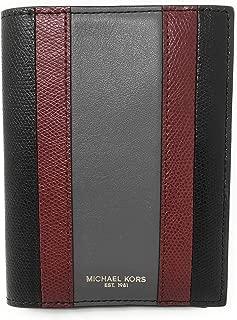 Warren Leather Passport Card Holder